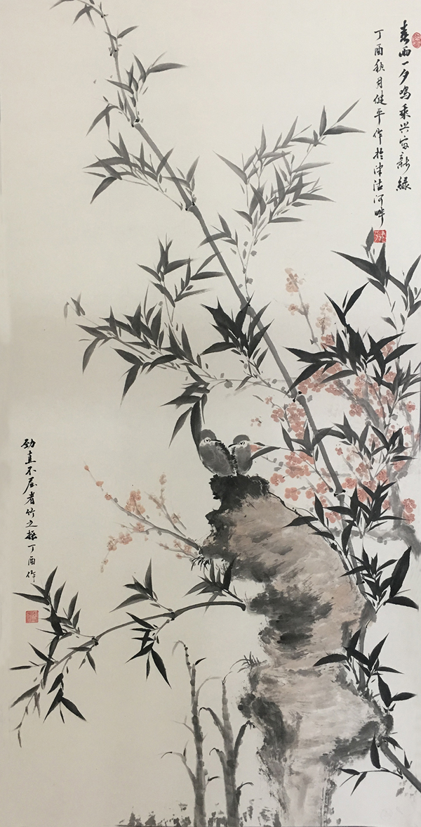 东丽区举办统一战线庆祝改革开放40周年书画摄影作品展暨中秋茶话会